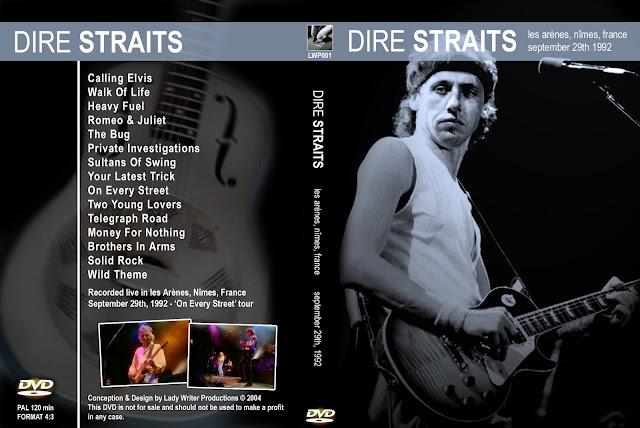 Resultado de imagen de Dire Straits – Nimes 1992