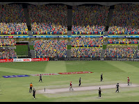 DLF Indian Premier League 4 Patch Gameplay Shot 1