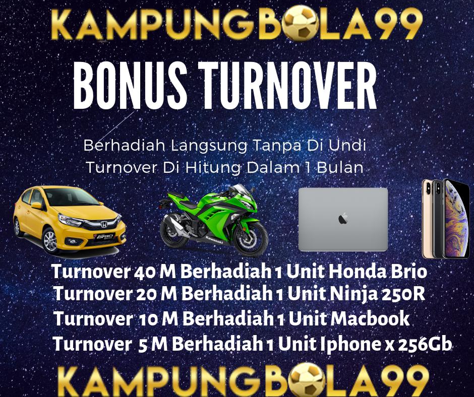 Bonus Trunover Poker