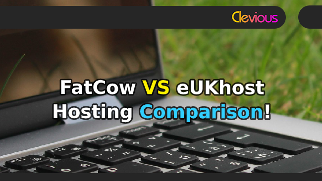 Fatcow VS eUKhost Hosting Comparison - Clevious