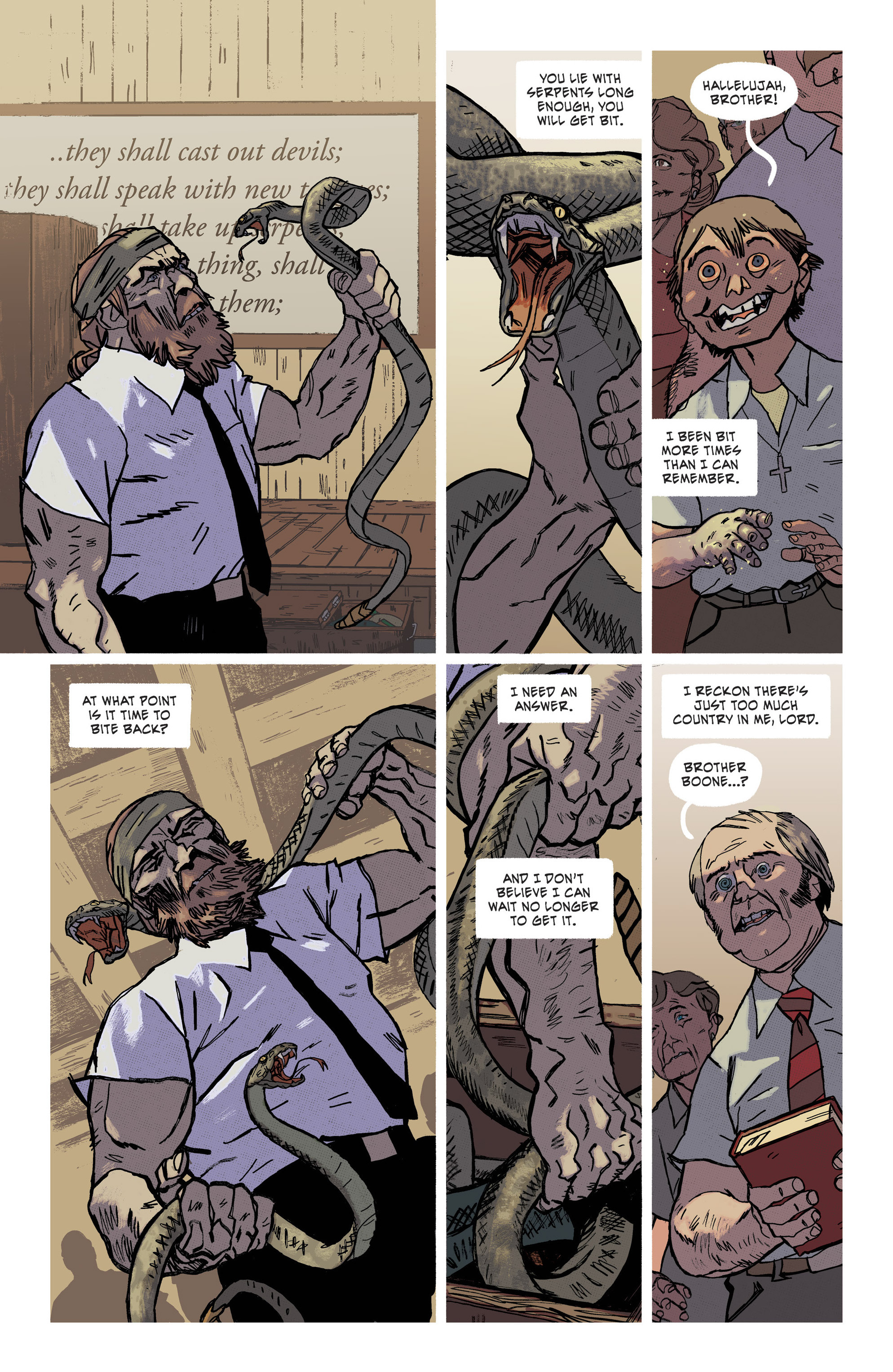 Read online Southern Bastards comic -  Issue #11 - 23