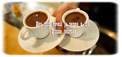 Message de Bonjour, Bonne journée