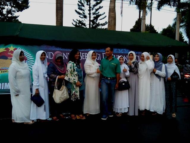 Kodim Kediri : Kebersamaan Di Bulan Ramadhan