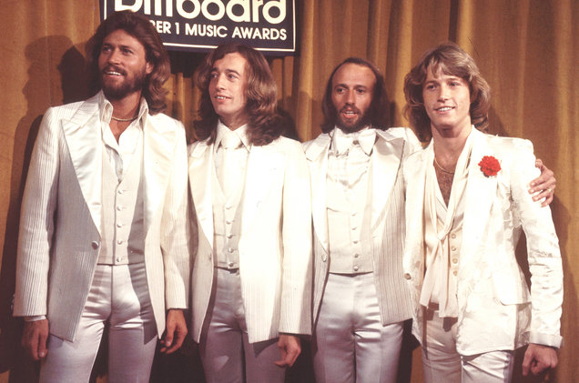 The Tragic Story of The Bee Gees and Andy