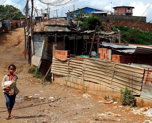 Gobierno de Maduro: la gran fábrica de pobres