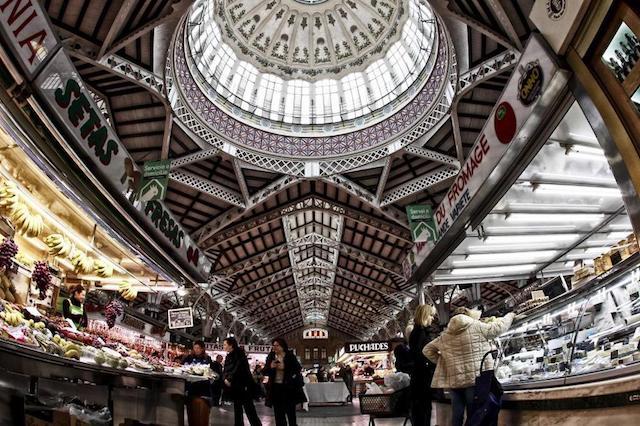Mercado Central de Valência
