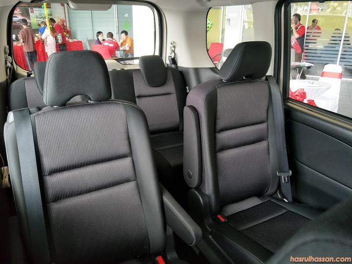 Pandu Uji Nissan Serena S-Hybrid Baru 2018
