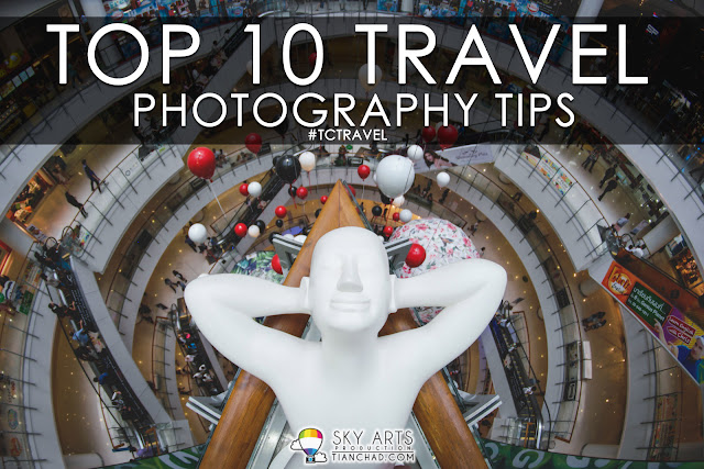 Top 10 Travel Photography Tips #TCTravel