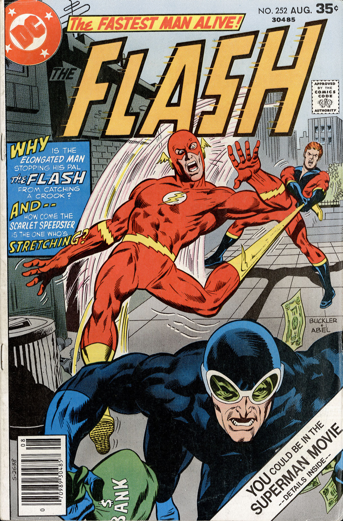 The Flash (1959) 252 Page 1