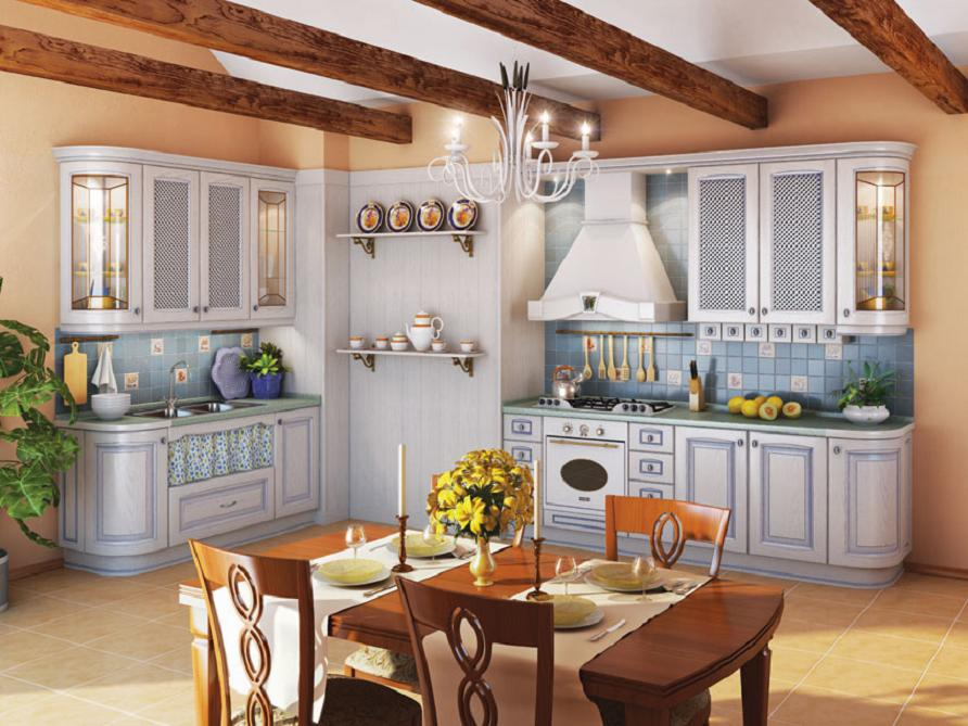 Kitchen Cabinet Design Idea