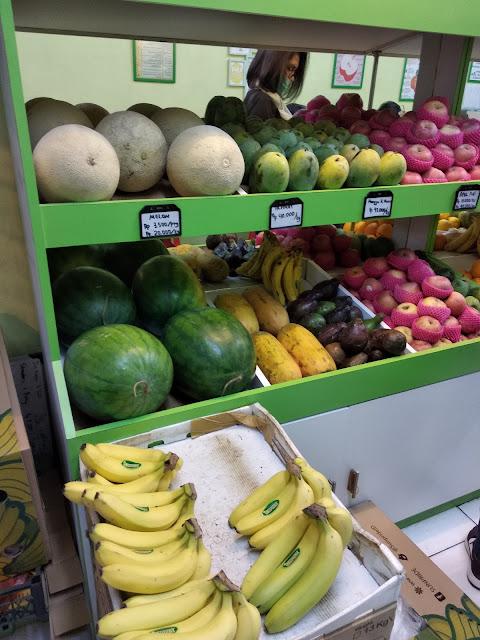 stock buah slice fruit binus