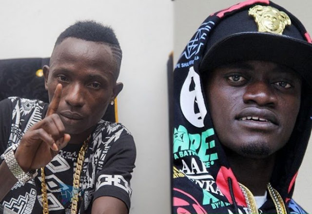Kwadwo Nkansah Lil Win and Patapaa fight over 'One Corner' song [Video]