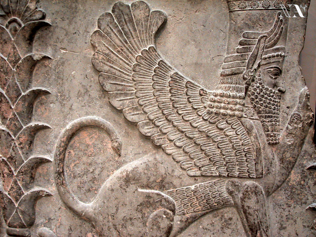 Greece and Mesopotamia: Origins of Greek Thought