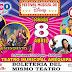 Festival musical, Coco, Descendientes 2, Soy Luna, La Granja de Zenón - 08 de abril