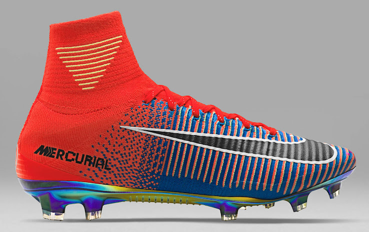 794ebdcc85c1 Limited Edition Nike Mercurial Superfly x EA Sports Boots Released ...