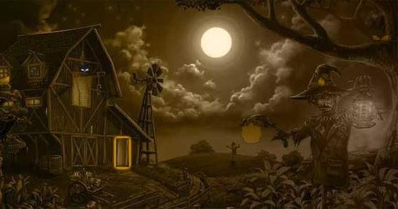 Halloween creepy cats escape walkthrough online games for Minimalist house escape walkthrough