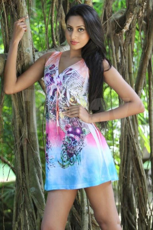 Sri Lankan Models Amy Silva Hot Photos