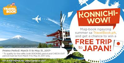 Free Trip to Japan