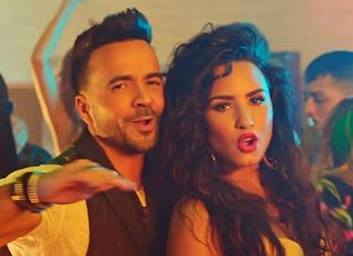Download Luis Fonsi, Demi Lovato - Echame La Culpa Mp3