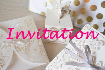 Setiap orang memiliki cara tersendiri untuk mengekspresikan moment bahagianya Materi Formal Invitation: Penjelasan dan Contoh Sederhana