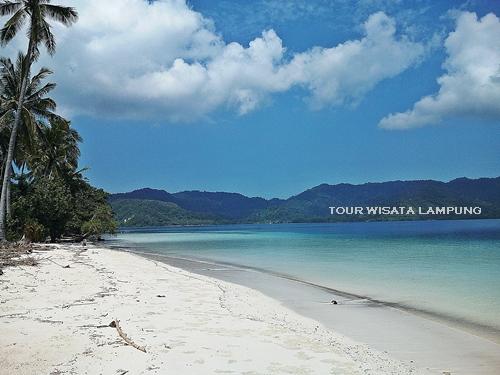 pulau balak destinasi tour wisata lampung