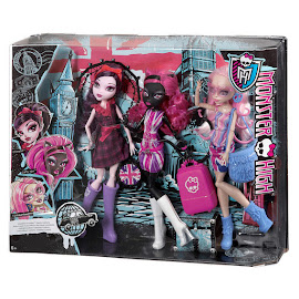 MH Ghoulebrities in Londoom Catty Noir Doll