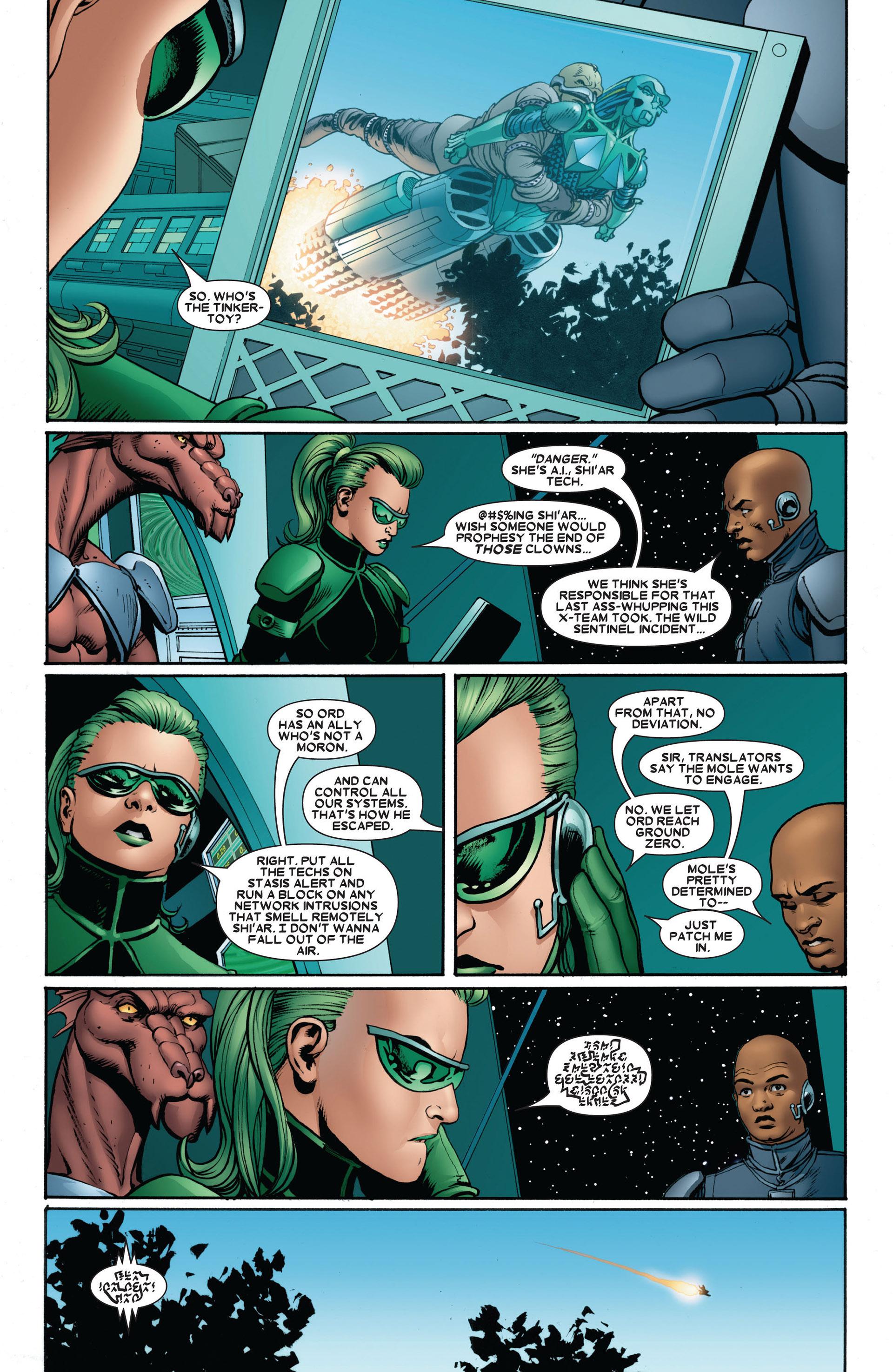 Read online Astonishing X-Men (2004) comic -  Issue #17 - 9