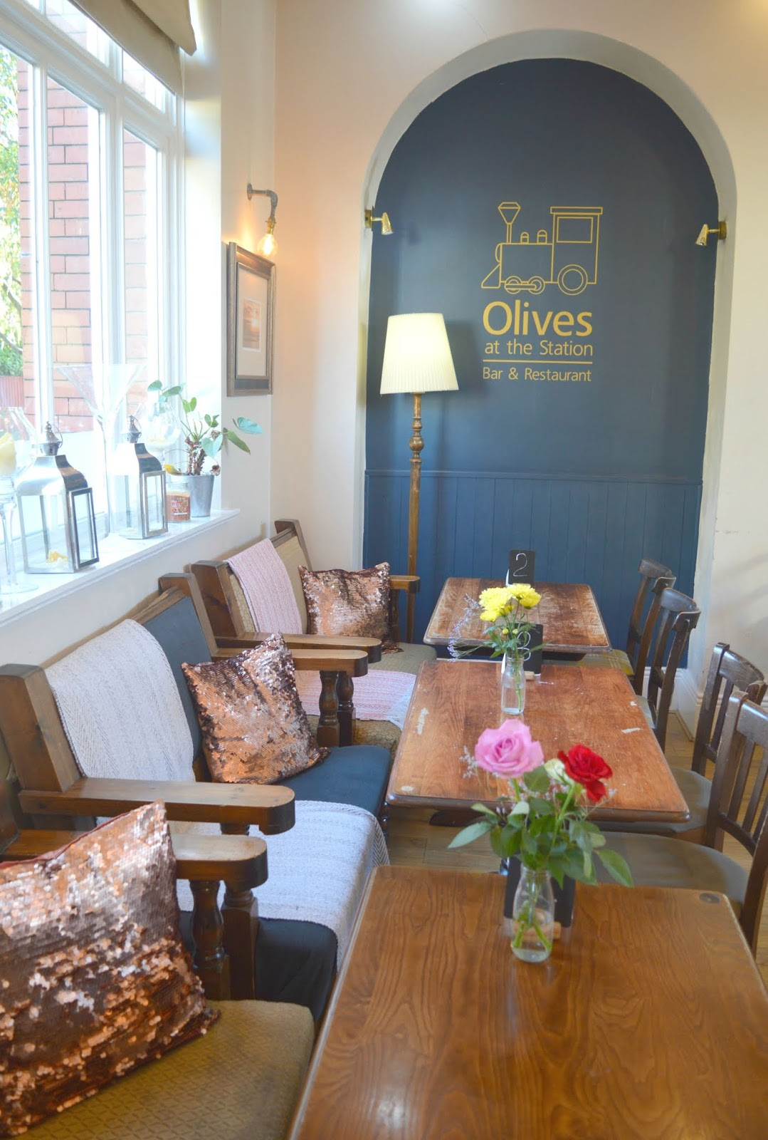 Olives at The Station, Whitley Bay