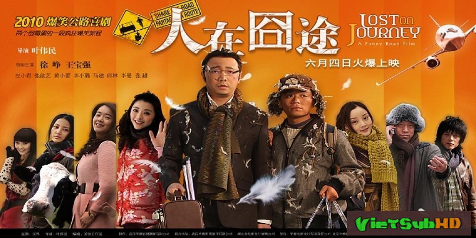 Phim Lạc Lối / Về Quê Ăn Tết VietSub HD | Lost 1: Lost On Journey 2010