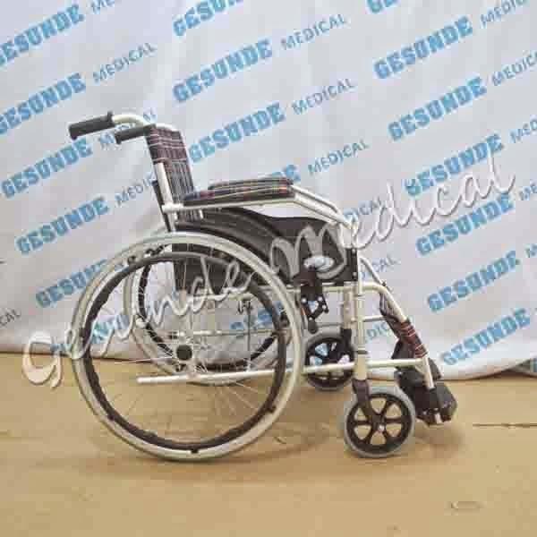 jual kursi roda aluminium kaiyang
