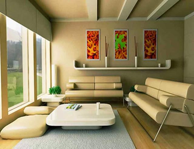 tips desain interior untuk ruang keluarga