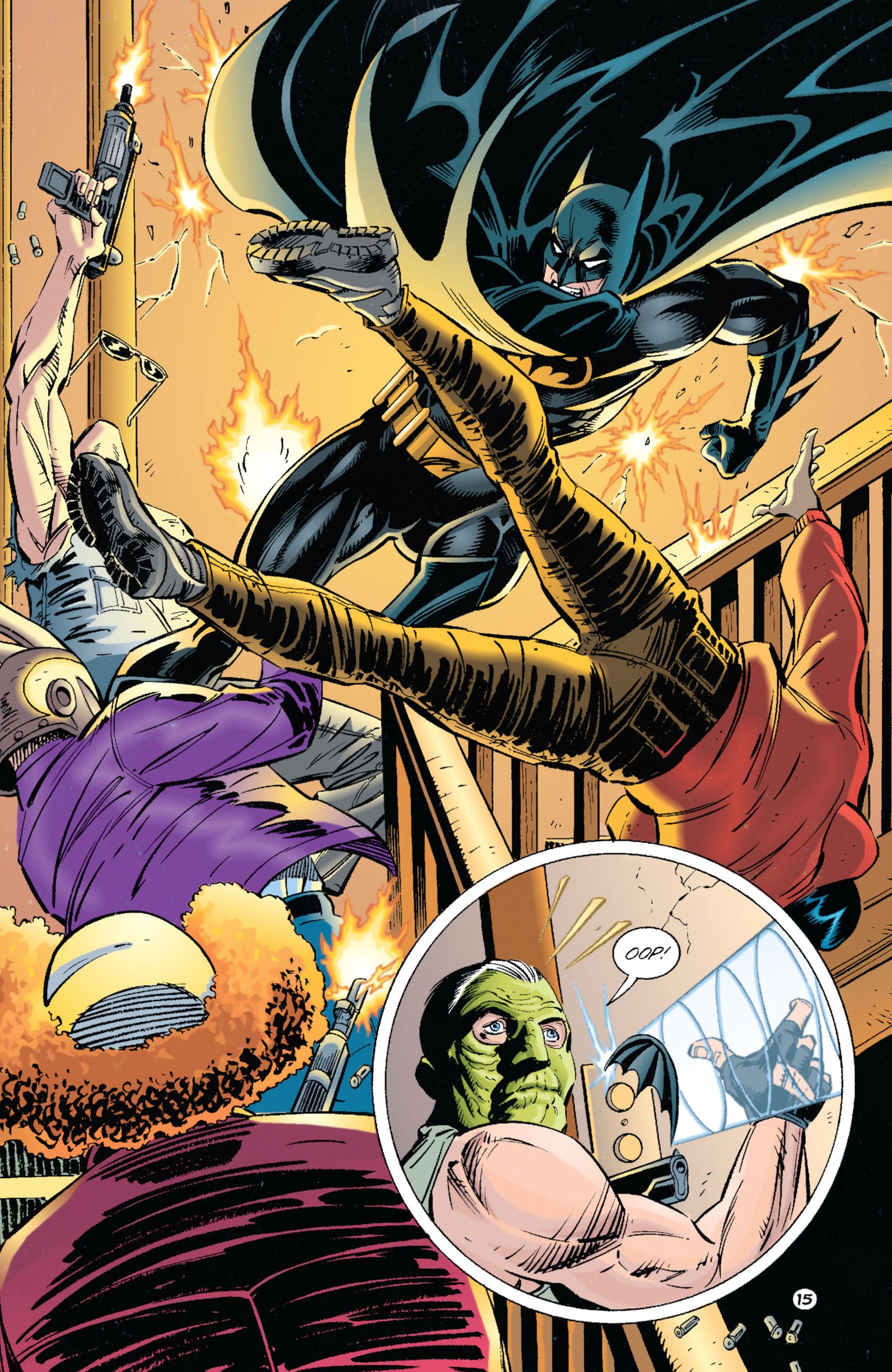 Detective Comics (1937) 697 Page 14