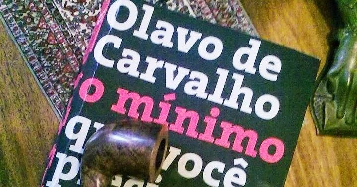 """Rodrigo Gurgel: Olavo De Carvalho E """"O Mínimo Que Você"""