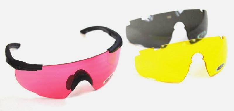 lunette de tir et filtre solaire