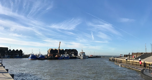 A Weekend Wandering in Kent (part 6, Whitstable)