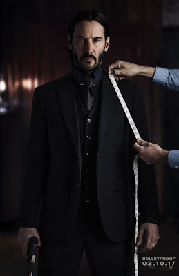 John Wick Chapter 2 Movie Poster 1