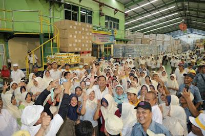 Gubernur Ridho: Agro Industri Penopang Perekonomian Lampung Tengah
