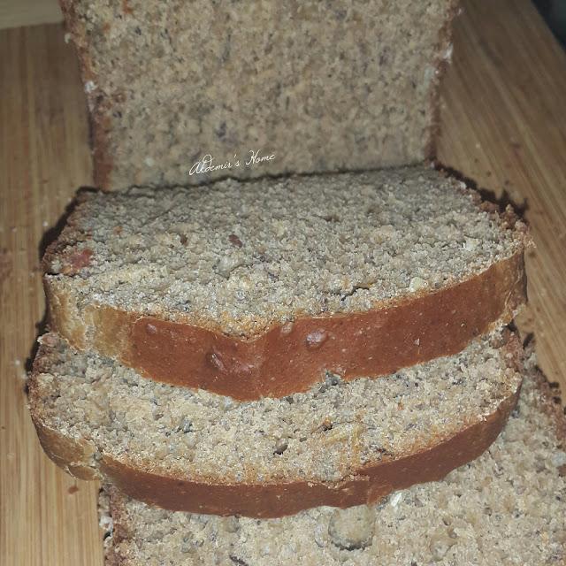 Tatlı Ekmek Tarifi : Ev Yapımı Nefis Ekmek