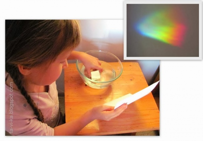 8 cool science experiments for kids