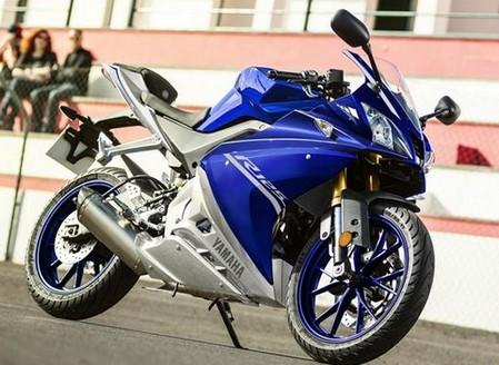 Spesifikasi Yamaha R125