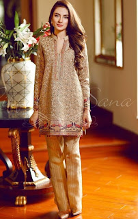 Sana Salman / Riffat Eid Luxury Pret Collection 2016