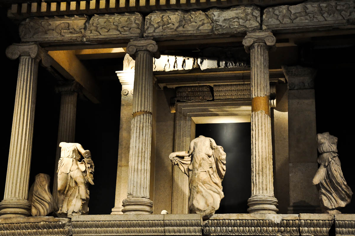 The Parthenon, The British Museum, London, UK