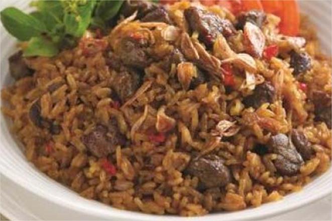 resep   membuat nasi goreng daging dapur Resepi Sambal Goreng Jawa Basah Enak dan Mudah