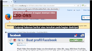 Cara Download Video di Youtube Pada Mozilla
