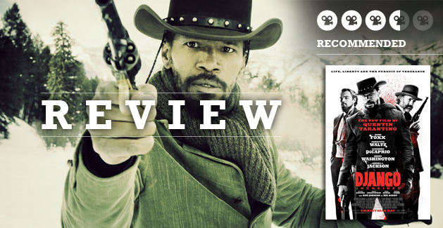 Stop Thinking For Yourself Uk Movie Blog Film Review Django Unchained 2012