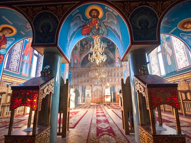 Biserica din Leorda, Botosani