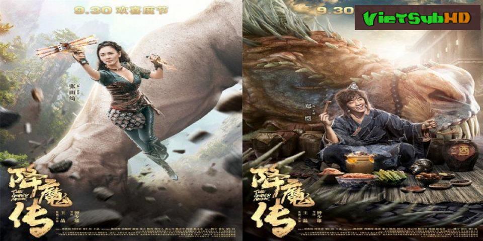 Phim Hàng Ma Truyện VietSub HD | The Golden Monk 2017