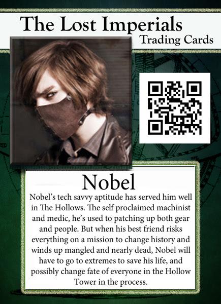 Nobel-Trading-Card