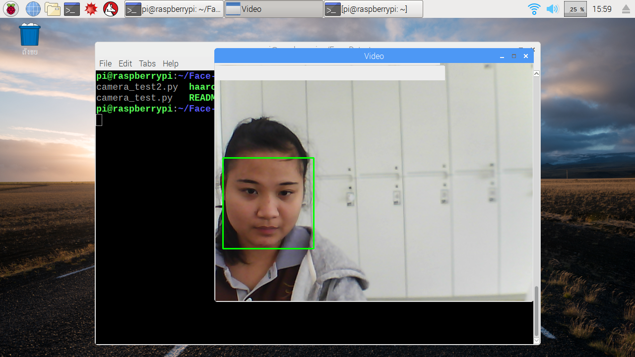 Raspberry Pi Projects: Raspberry Pi Face Detection with OpenCV