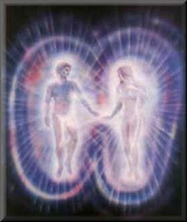 bien effectivement une autre partie, une âme soeur.. qui serait en fait une partie de nous même lors de notre réincarnation...J'aurais aimé savoir ce que vous en pensiez, est elle vraimet une partie de nous même qui se divise lors de la réincarnation?